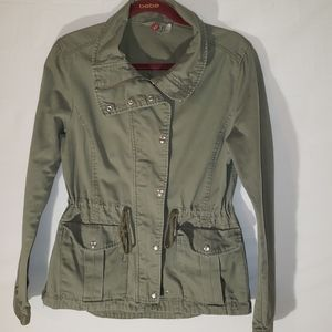 Divided by H&M utility jacket size 10
